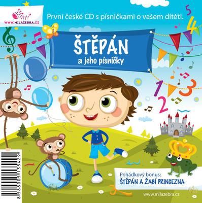 Obrázok Štěpán a jeho písničky