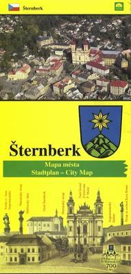 Obrázok Šternberk - AAA mapa města