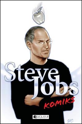 Obrázok Steve Jobs komiks