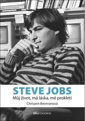 Obrázok Steve Jobs Můj život, má láska, mé prokletí