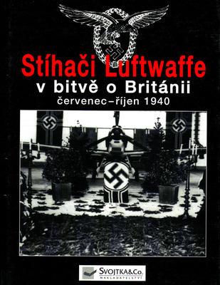 Obrázok Stíhačky Luftwaffe v bitvě o Británii