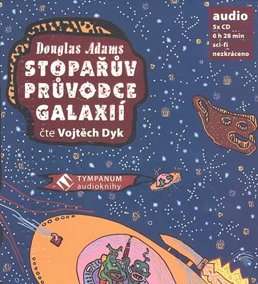 Obrázok Stopařův průvodce galaxií
