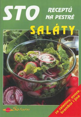 Obrázok Sto receptů na pestré saláty
