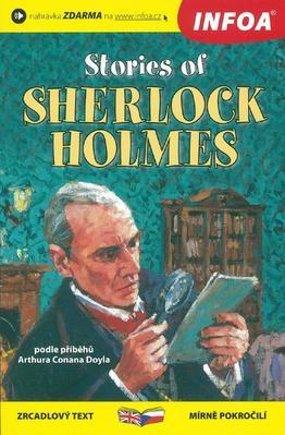 Obrázok Stories of Sherlock Holmes Příběhy Sherlocka Holmese