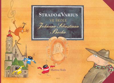 Obrázok Strado a Varius ve škole Johanna Sebastiana Bacha