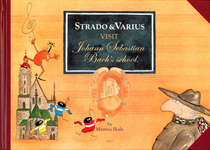 Obrázok Strado a Varius visit Johann Sebastian Bachs school