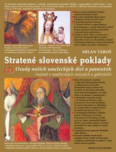 Obrázok Stratené slovenské poklady 2