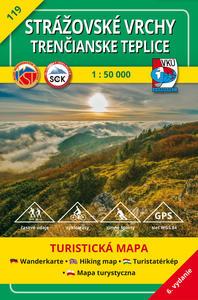 Obrázok Strážovské vrchy, Trenčianske Teplice1:50 000