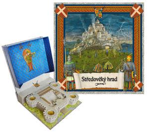 Obrázok Středověký hrad