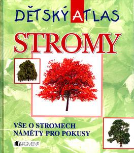 Obrázok Stromy Dětský atlas