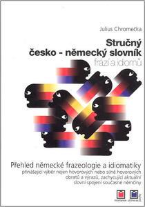 Obrázok Stručný česko-německý slovník frází a idiomů