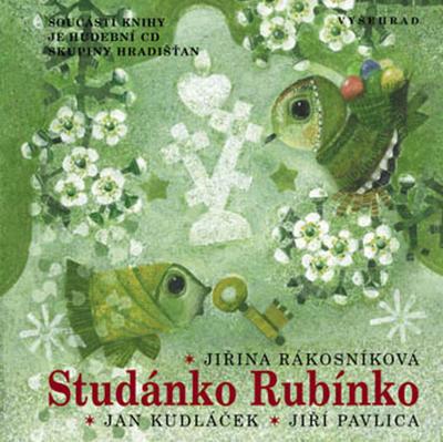 Obrázok Studánko rubínko + CD