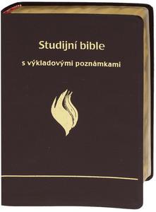 Obrázok Studijní Bible s výkladovými poznámkami