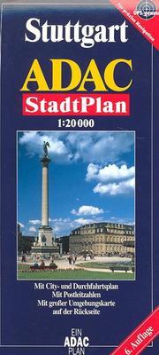 Obrázok Stuttgart 1: 20 000