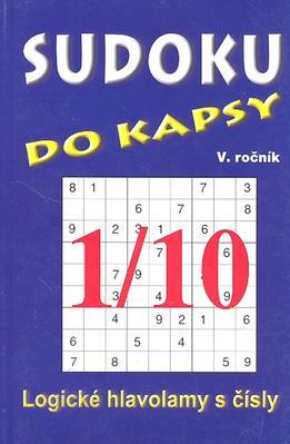 Obrázok Sudoku do kapsy 1/10
