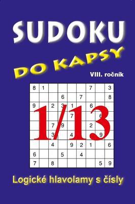 Obrázok Sudoku do kapsy 1/13
