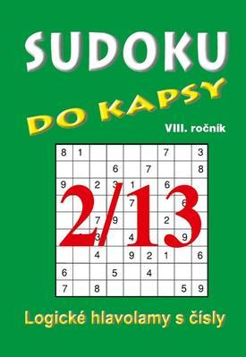 Obrázok Sudoku do kapsy 2/13