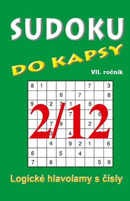 Obrázok Sudoku do kapsy 2/2012