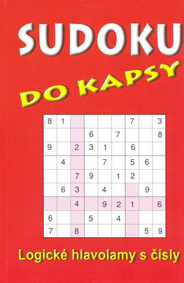 Obrázok Sudoku do kapsy 3/2006