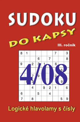 Obrázok Sudoku do kapsy 4/08