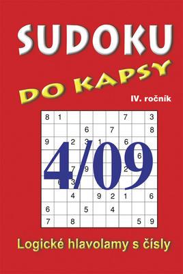 Sudoku do kapsy 4/09