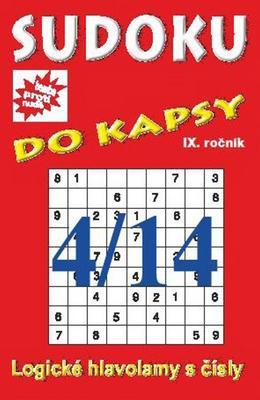 Obrázok Sudoku do kapsy 4/14