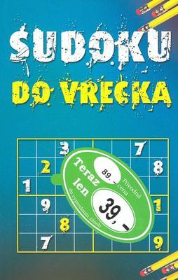 Obrázok Sudoku do vrecka