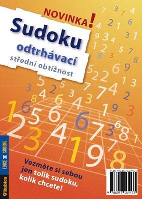 Obrázok Sudoku odtrhávací