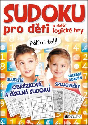 Obrázok Sudoku pro děti a další logické hry