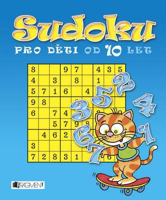 Obrázok Sudoku pro děti od 10 let