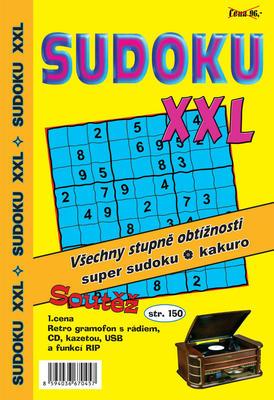 Obrázok Sudoku XXL