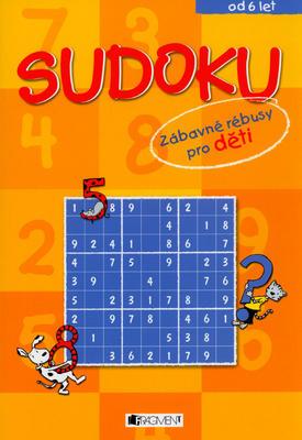 Obrázok Sudoku Zábavné rébusy pro dětí od 6 let