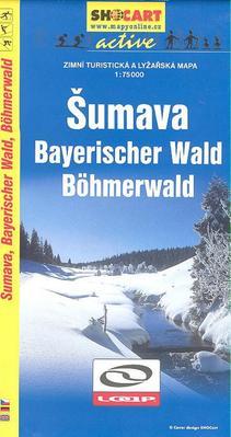 Obrázok Šumava Bayerischger Wald Böhmerwald 1:75T