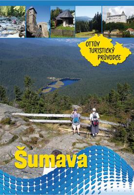 Obrázok Šumava Ottův turistický průvodce