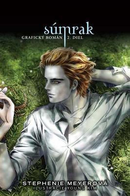 Obrázok Súmrak, grafický román 2. diel