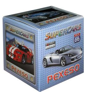 Obrázok Supercars - pexeso