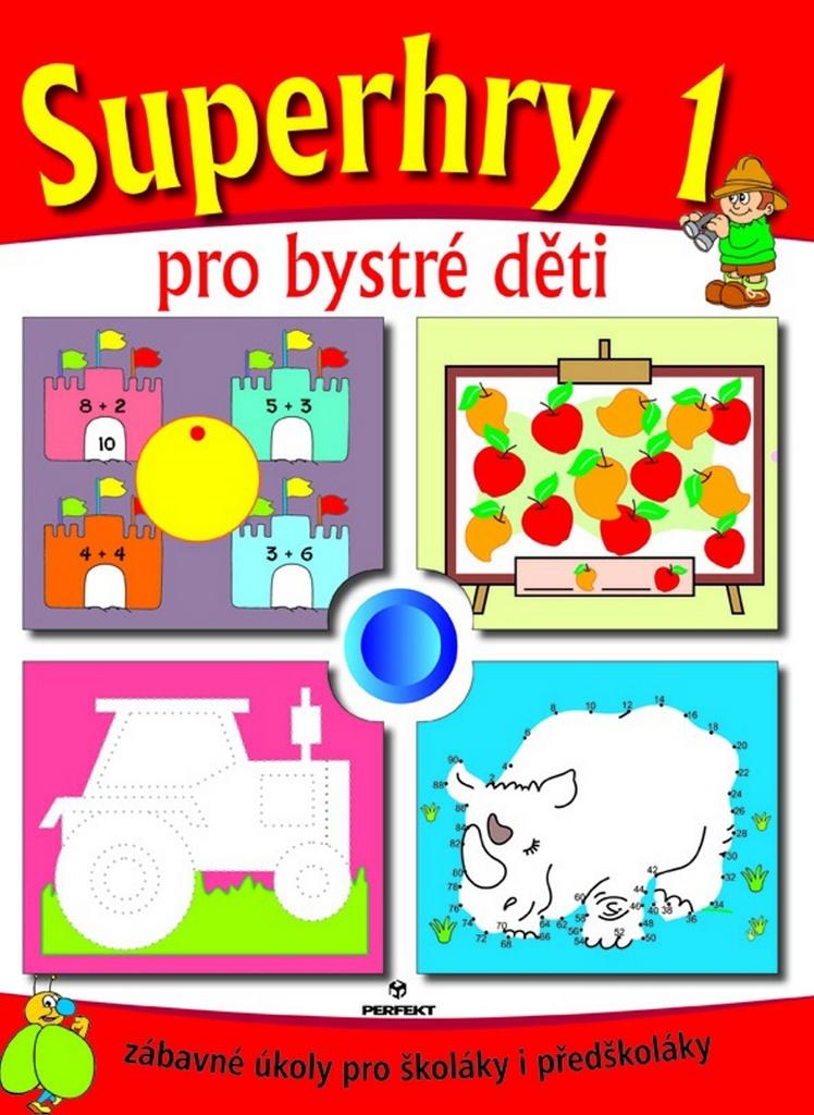 Superhry 1 pro bystré děti