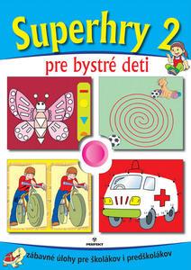 Obrázok Superhry 2 pre bystré deti