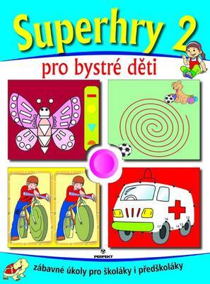 Obrázok Superhry 2 pro bystré děti