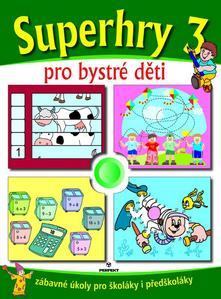 Obrázok Superhry 3 pro bystré děti