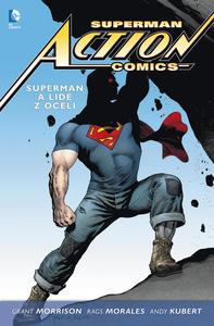 Obrázok Superman Action comics 1 Superman a lidé z oceli