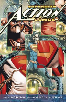 Obrázok Superman Action comics 3 Na konci času