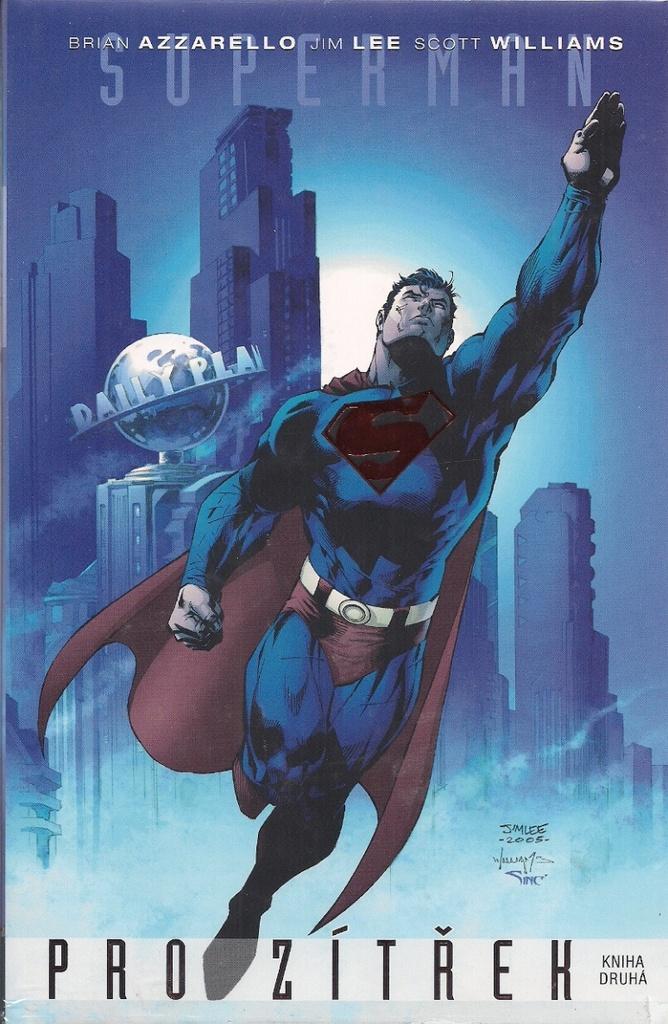 Superman pro zítřek - Brian Azzarello