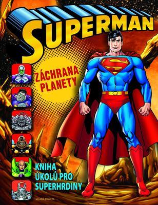 Obrázok Superman záchrana planety