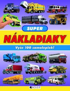 Obrázok Super nákladiaky