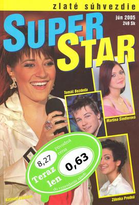 Obrázok Superstar Zlaté súhvezdie