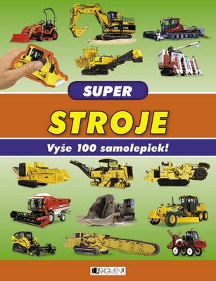 Obrázok Super Stroje