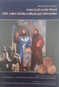 Obrázok Svätý Cyril a svätý Metod 1150 rokov živého odkazu pre Slovensko