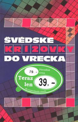 Obrázok Švédske krížovky do vrecka