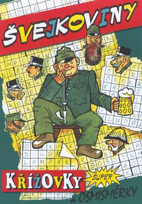 Obrázok Švejkoviny - křížovky a osmisměrky